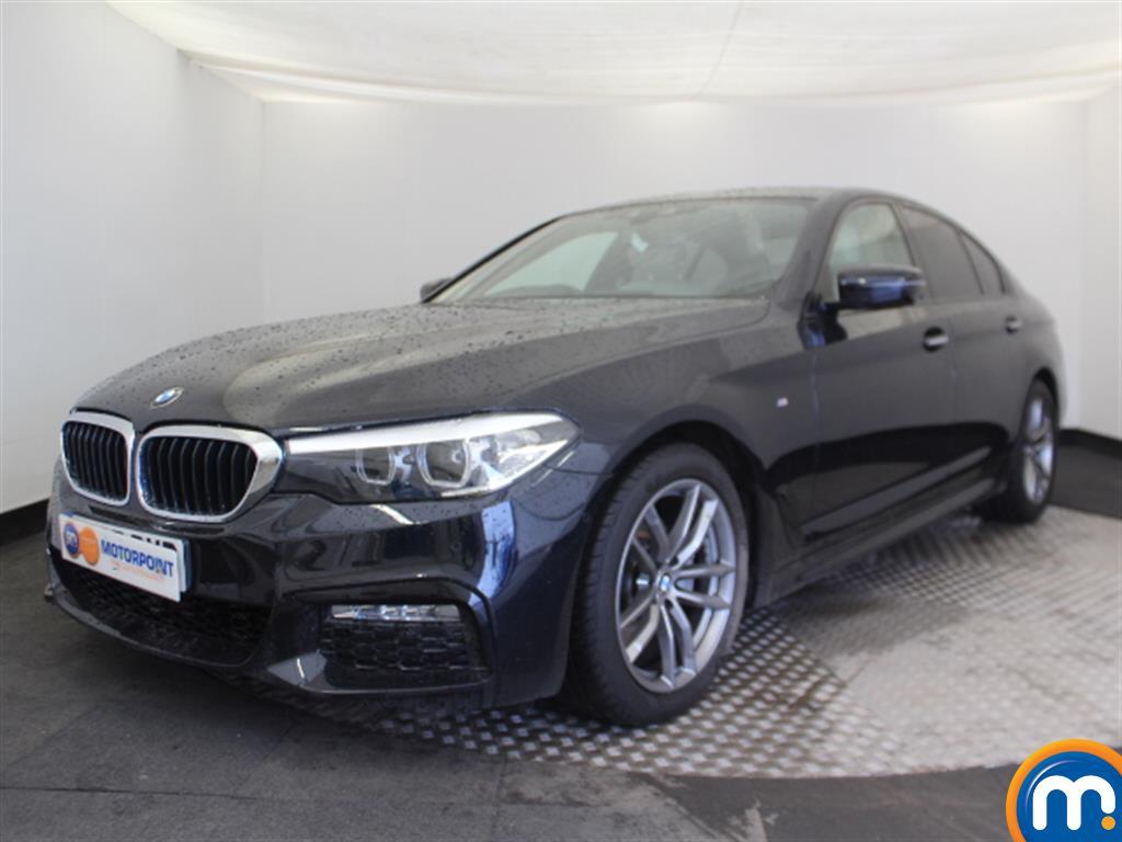 BMW 5 Series M Sport - Stock Number (1021963) - Passenger side front corner