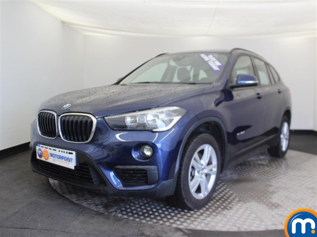BMW X1 SE - Stock Number (962126) - Passenger side front corner