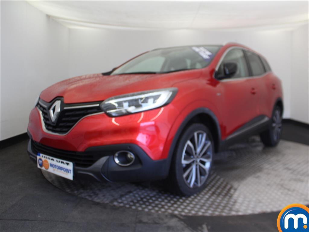 Renault Kadjar Signature Nav - Stock Number (1017566) - Passenger side front corner
