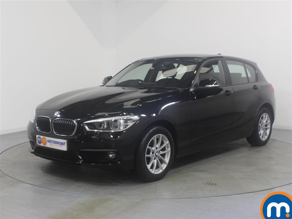 BMW 1 Series SE Business - Stock Number (1020292) - Passenger side front corner