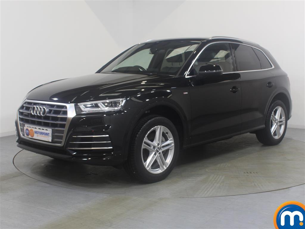 Audi Q5 S Line - Stock Number (1020811) - Passenger side front corner