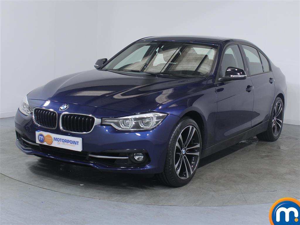 BMW 3 Series Sport - Stock Number (1024356) - Passenger side front corner