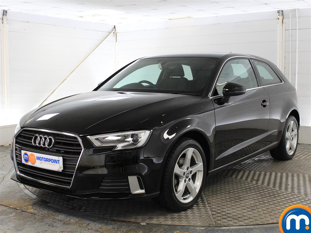 Audi A3 Sport - Stock Number (1023563) - Passenger side front corner