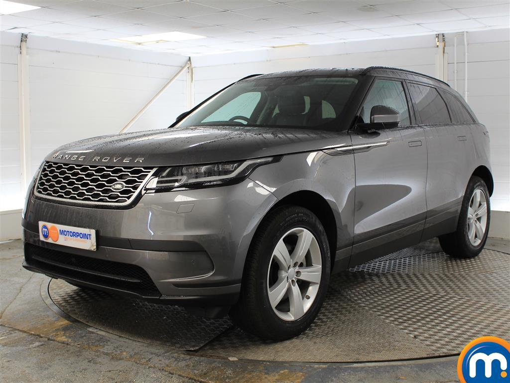 Land Rover Range Rover Velar S - Stock Number (1027211) - Passenger side front corner