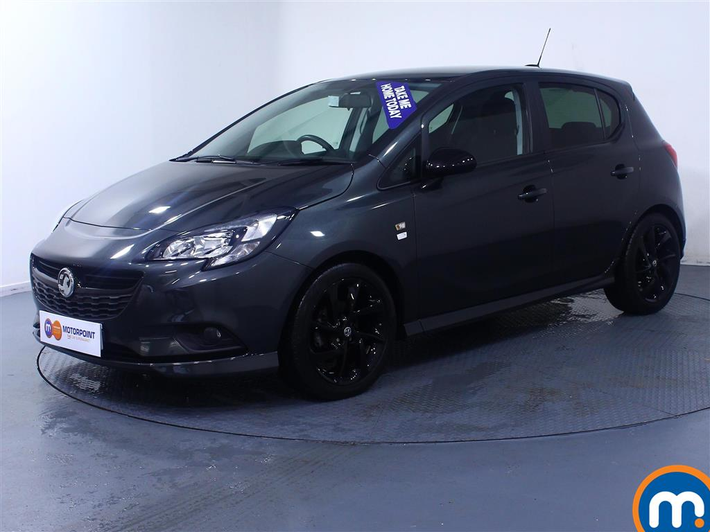 Vauxhall Corsa Limited Edition - Stock Number (1027062) - Passenger side front corner