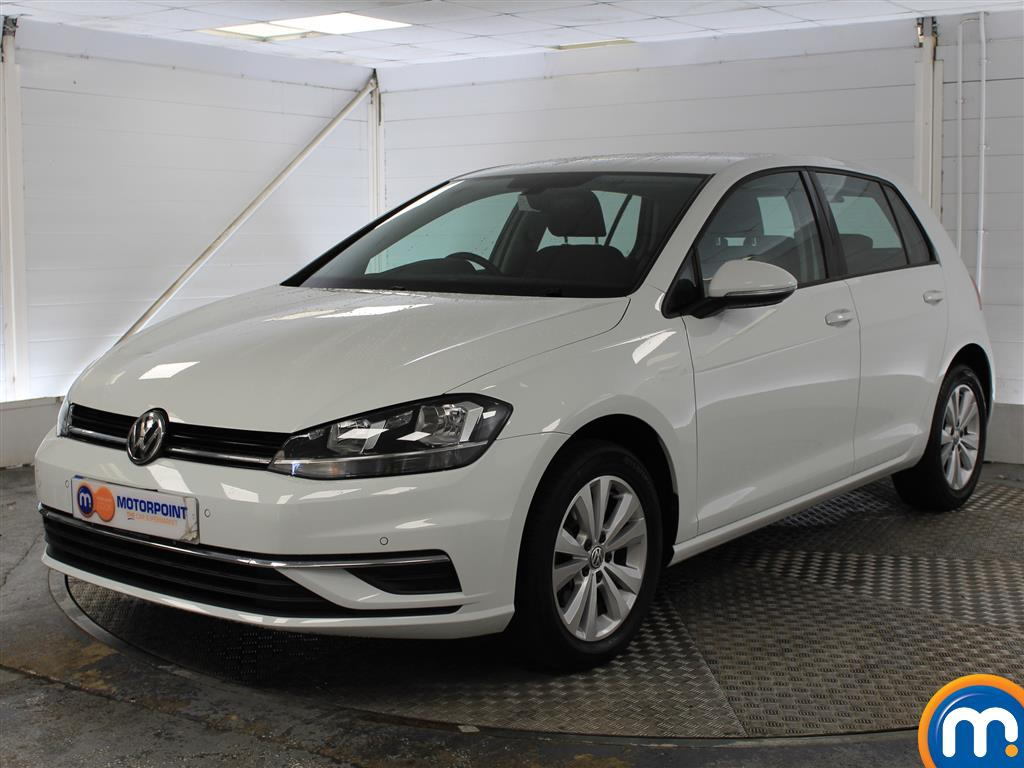 Volkswagen Golf SE - Stock Number (1027181) - Passenger side front corner
