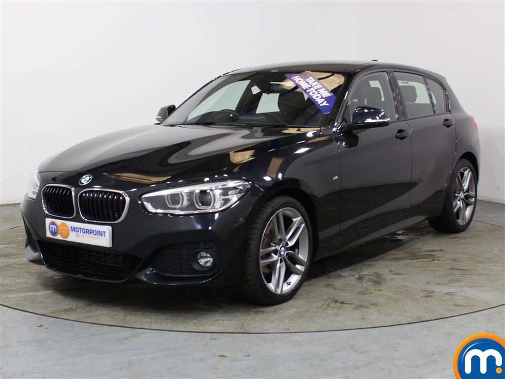BMW 1 Series M Sport - Stock Number (1020301) - Passenger side front corner