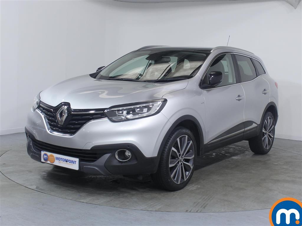Renault Kadjar Signature Nav - Stock Number (1008702) - Passenger side front corner