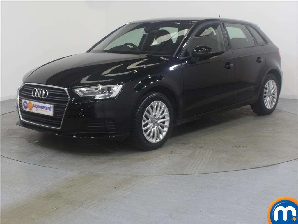 Audi A3 SE Technik - Stock Number (1024669) - Passenger side front corner