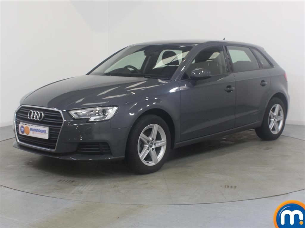 Audi A3 SE Technik - Stock Number (1019684) - Passenger side front corner