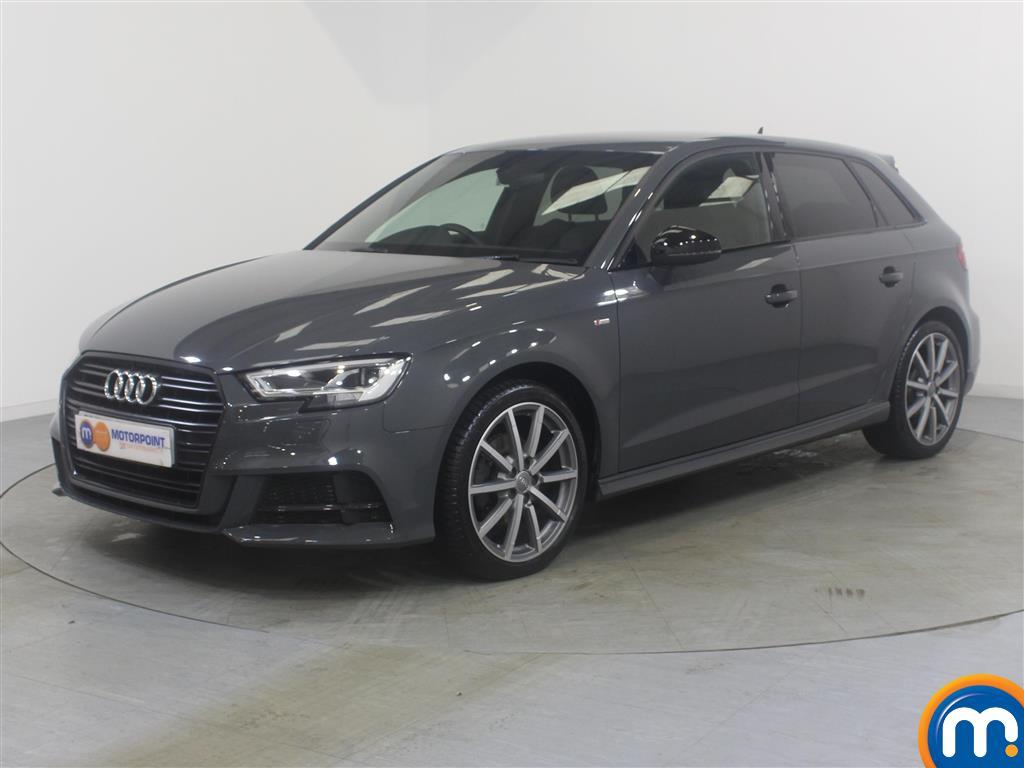 Audi A3 Black Edition - Stock Number (1022525) - Passenger side front corner