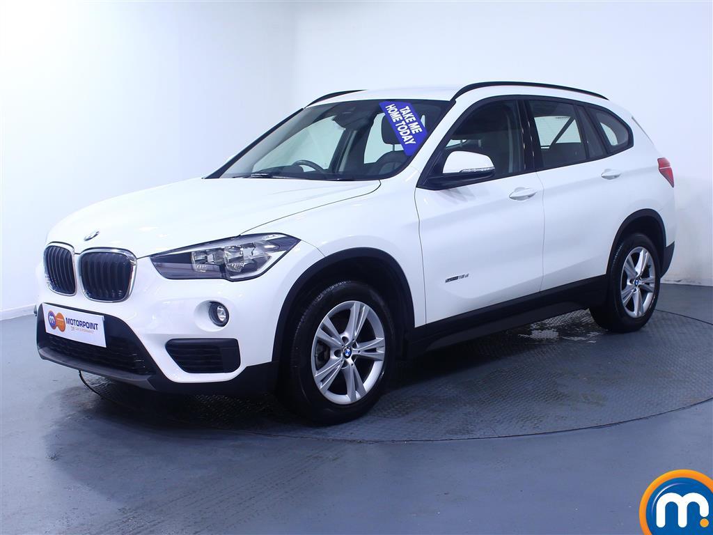 BMW X1 SE - Stock Number (1025383) - Passenger side front corner