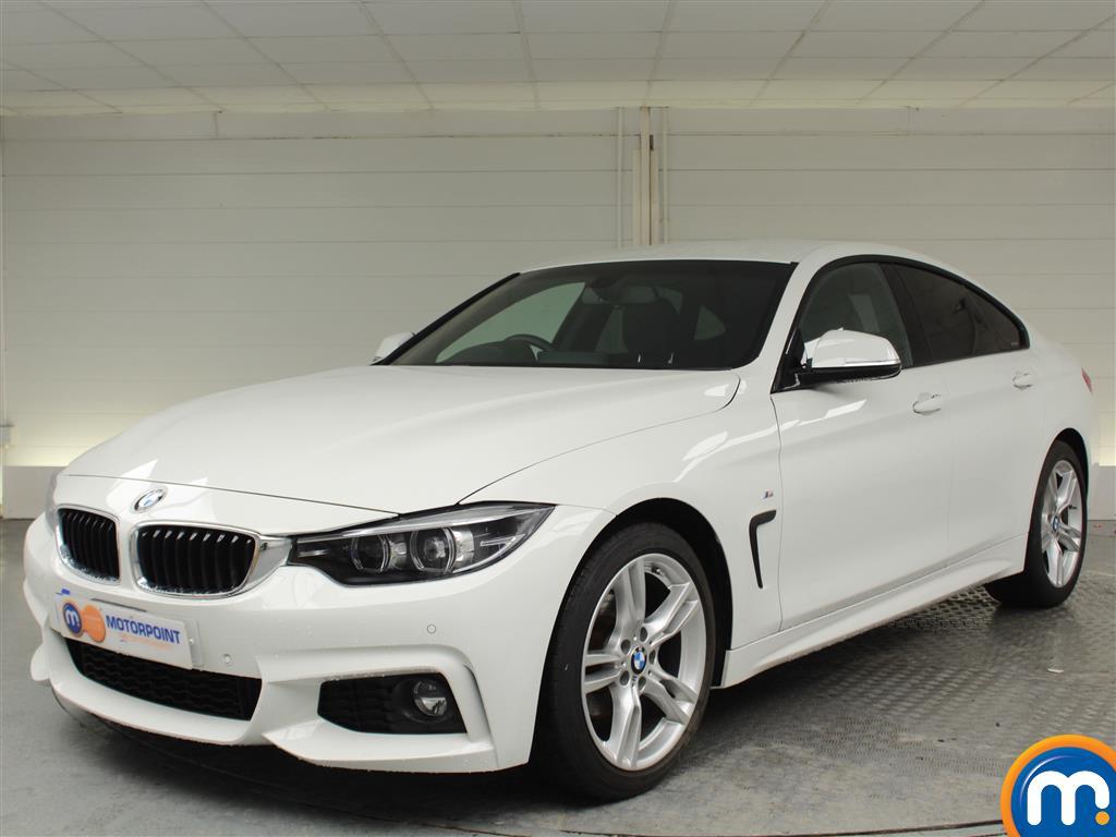 BMW 4 Series M Sport - Stock Number (1003218) - Passenger side front corner