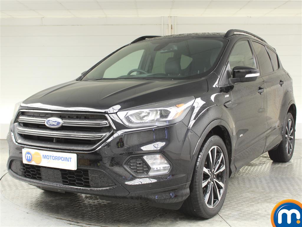 Ford Kuga ST-Line - Stock Number (1024552) - Passenger side front corner