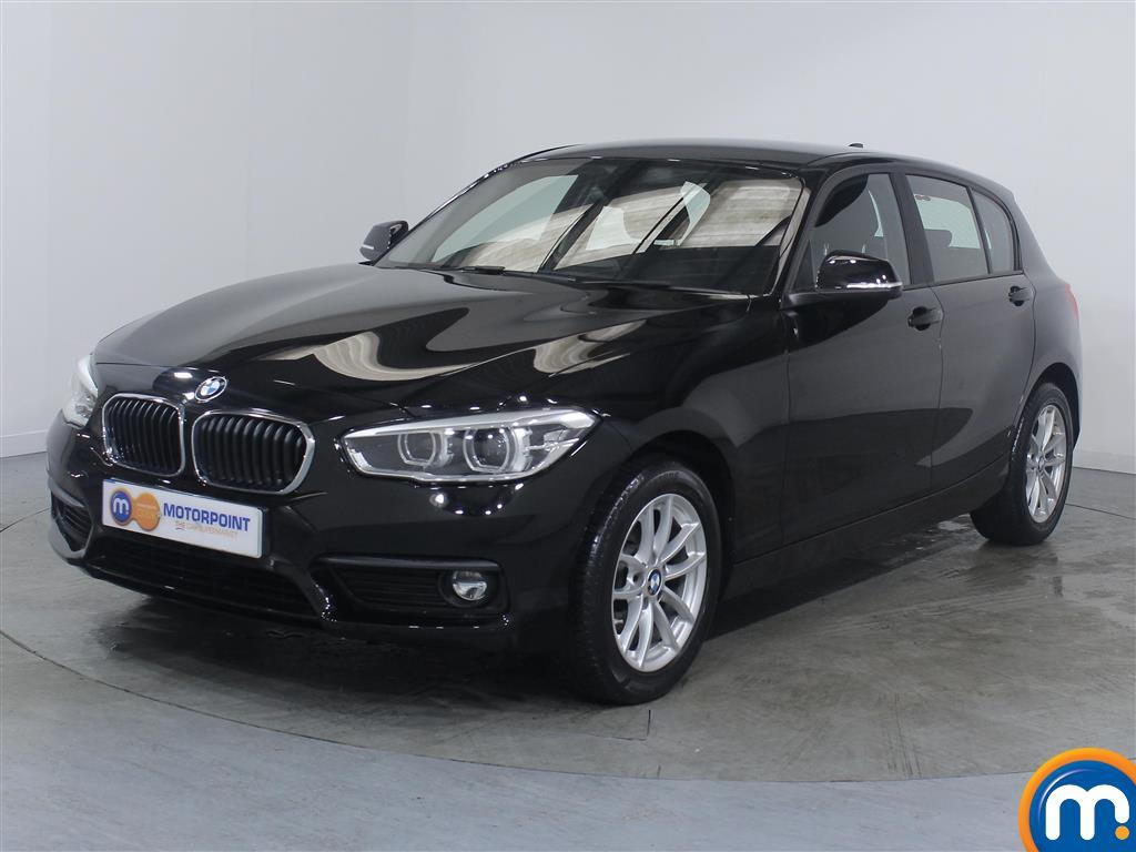 BMW 1 Series SE Business - Stock Number (1010816) - Passenger side front corner