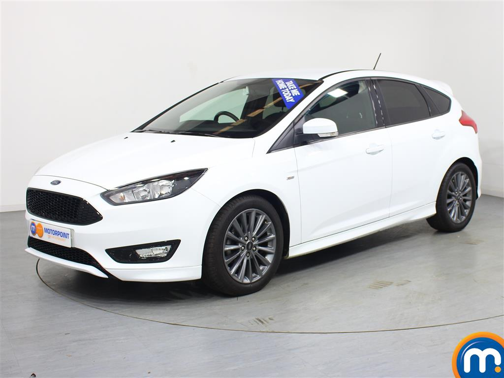 Ford Focus ST-Line - Stock Number (1014314) - Passenger side front corner
