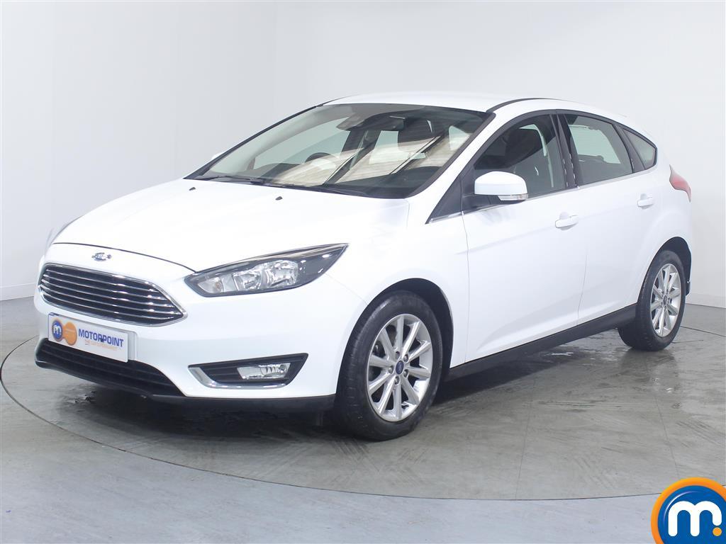 Ford Focus Titanium - Stock Number (1011341) - Passenger side front corner