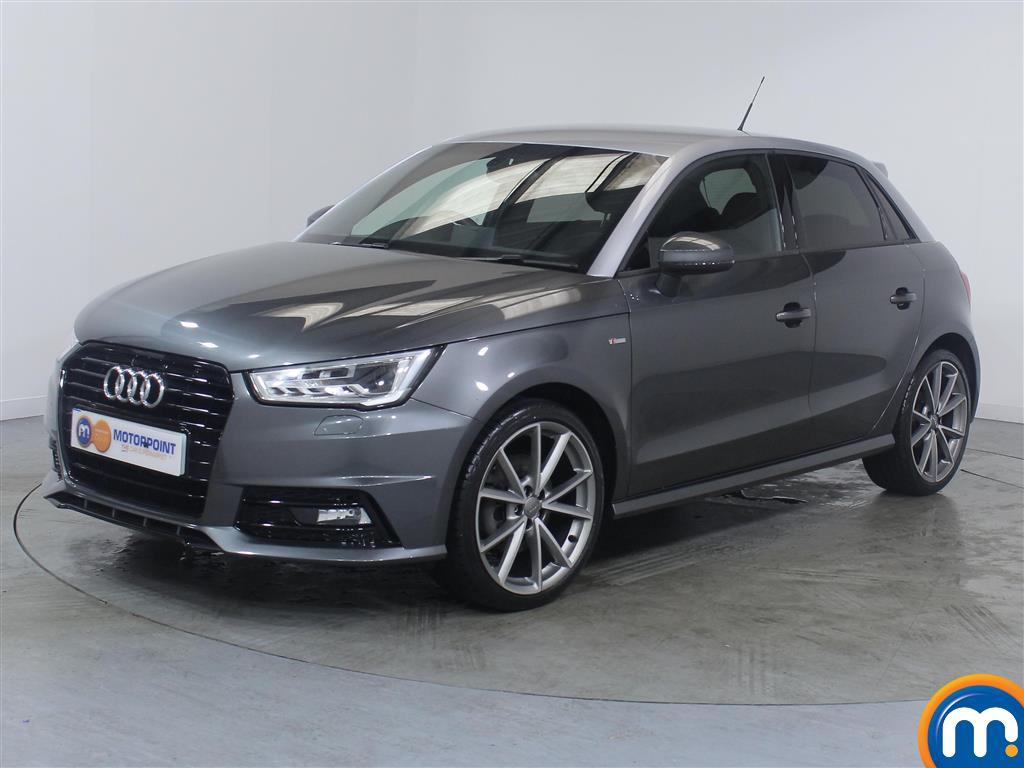 Audi A1 Black Edition Nav - Stock Number (1012713) - Passenger side front corner