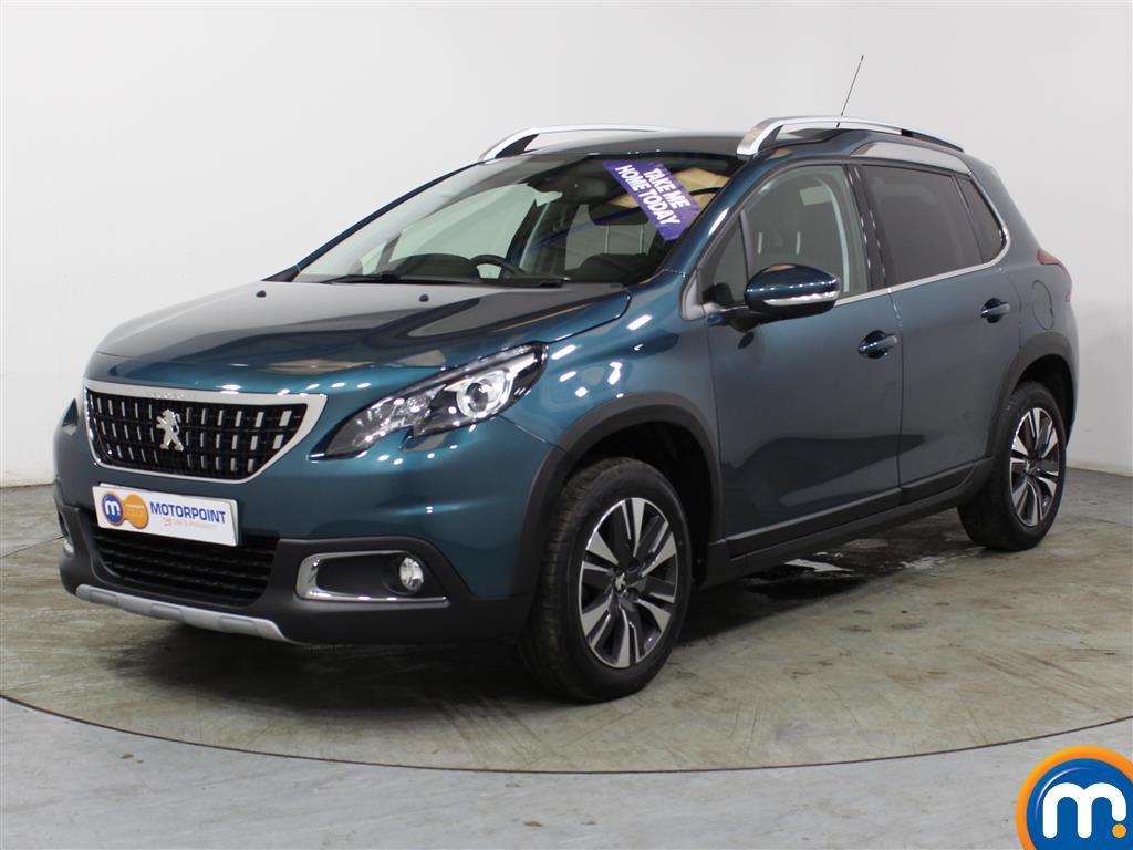 Peugeot 2008 Allure - Stock Number (1027473) - Passenger side front corner