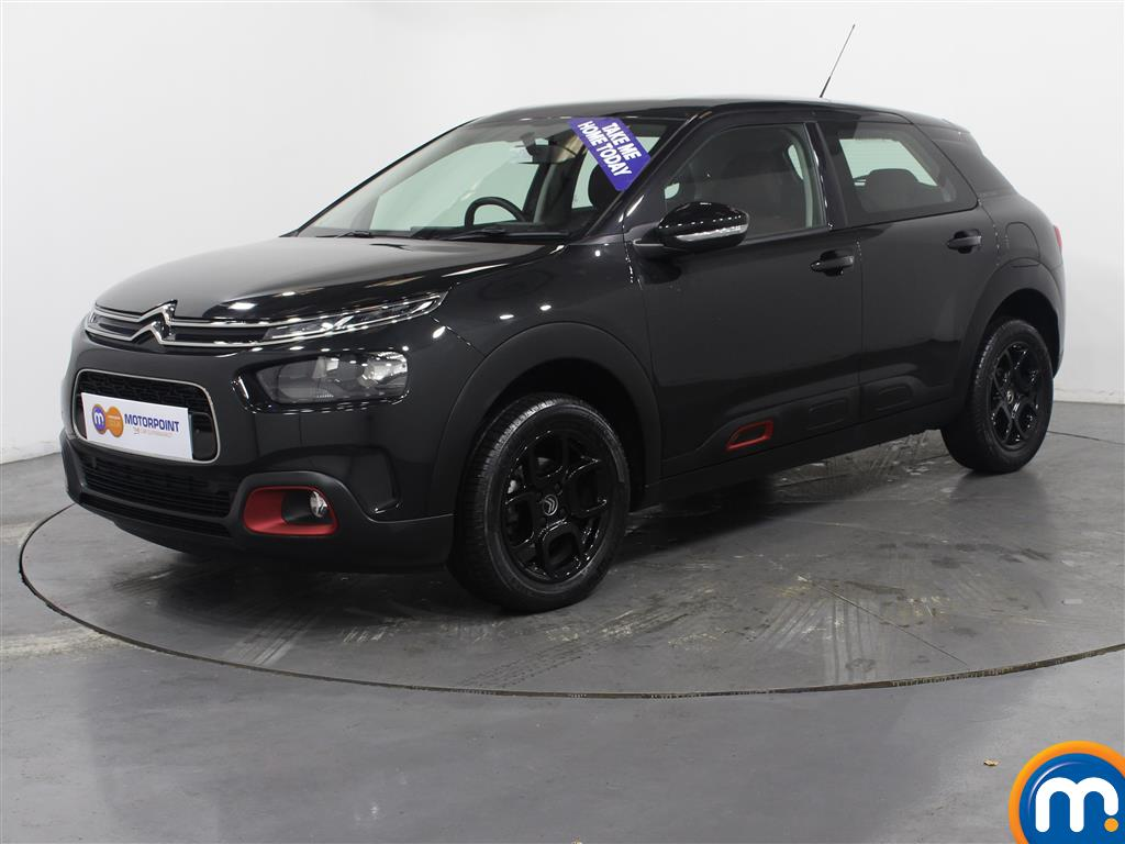 Citroen C4 Cactus Feel Edition - Stock Number (1018449) - Passenger side front corner