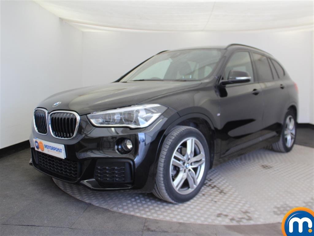 BMW X1 M Sport - Stock Number (1026988) - Passenger side front corner