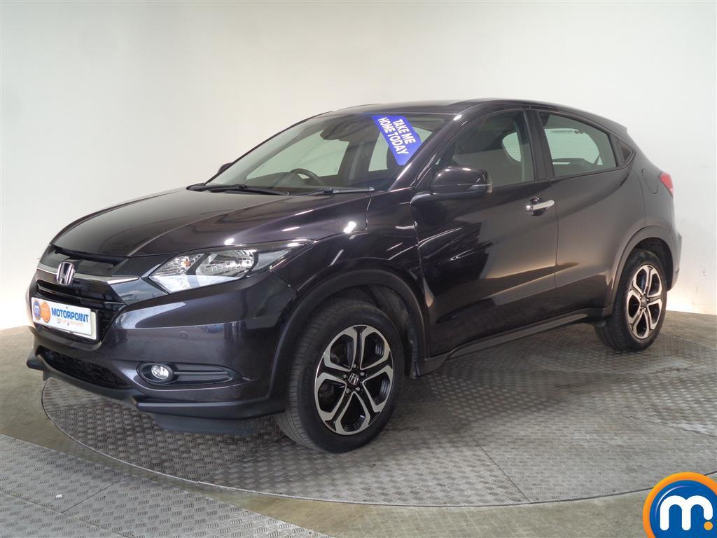 Honda Hr-V SE Navi - Stock Number (1024627) - Passenger side front corner
