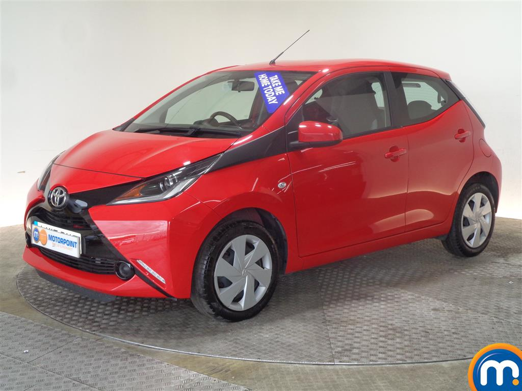 Toyota Aygo X-Play - Stock Number (1025703) - Passenger side front corner
