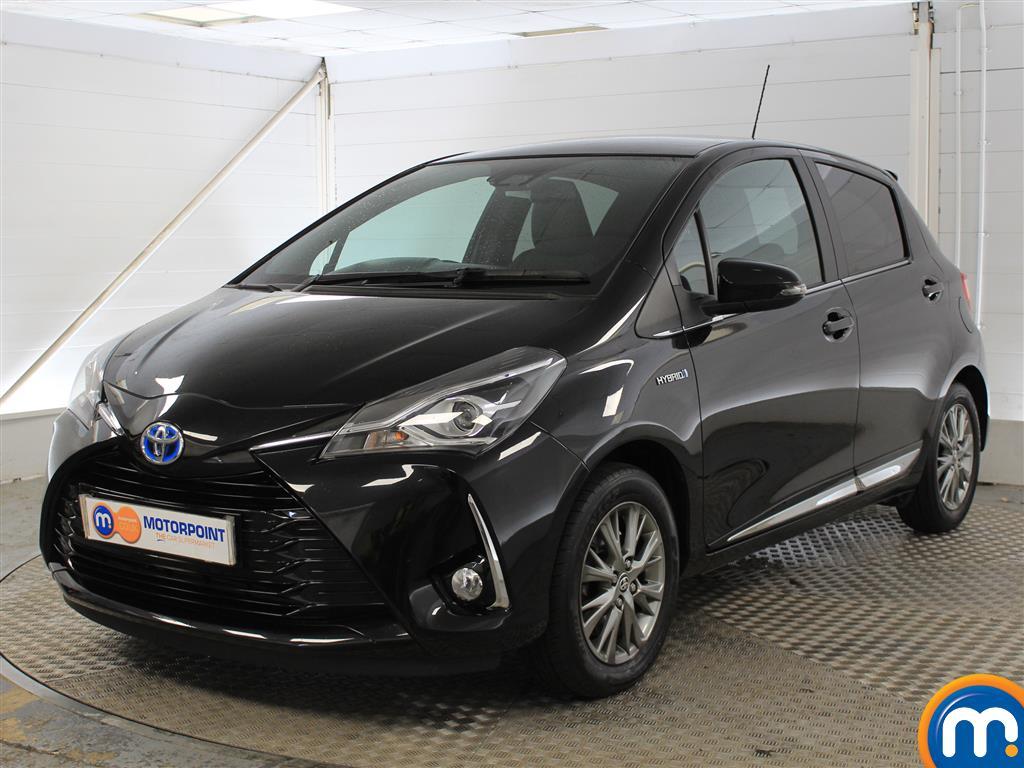 Toyota Yaris Excel - Stock Number (1028842) - Passenger side front corner