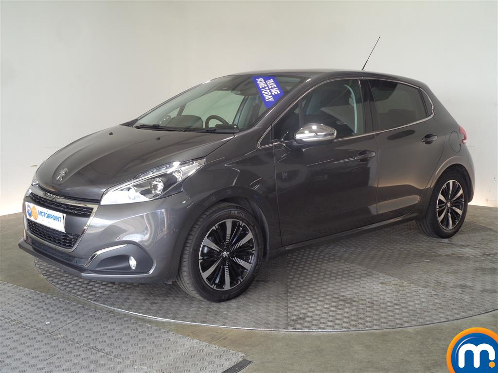 Peugeot 208 Tech Edition - Stock Number (1021651) - Passenger side front corner