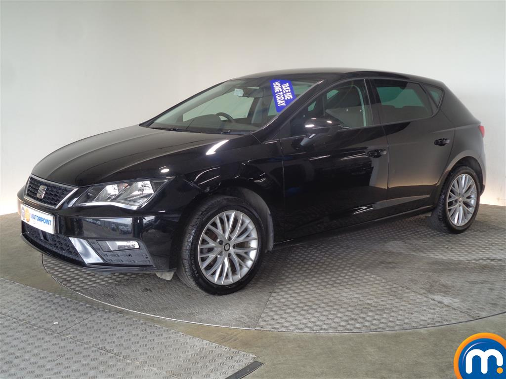 Seat Leon SE Dynamic Technology - Stock Number (1025958) - Passenger side front corner