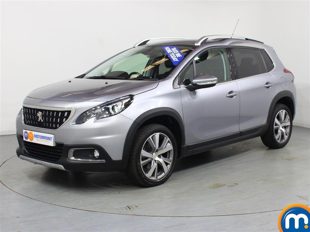 Peugeot 2008 Allure - Stock Number (1022278) - Passenger side front corner