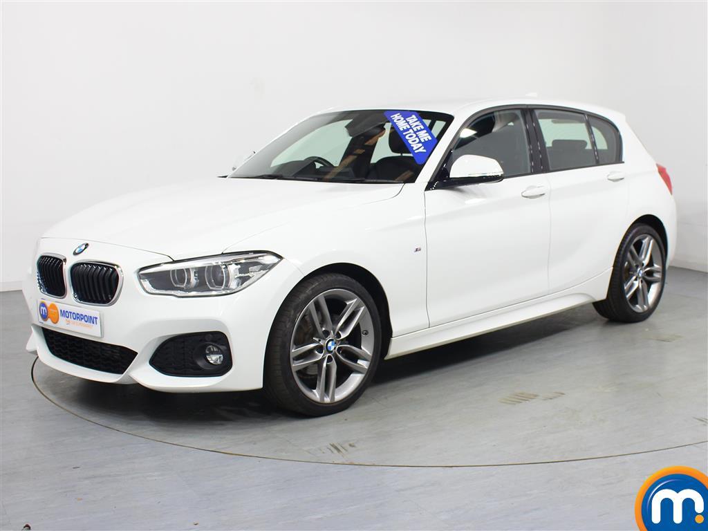BMW 1 Series M Sport - Stock Number (1012539) - Passenger side front corner