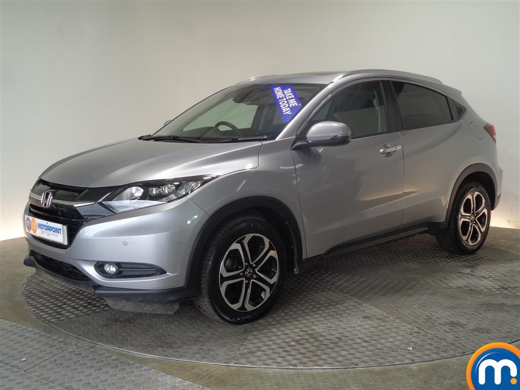 Honda Hr-V EX - Stock Number (1024631) - Passenger side front corner