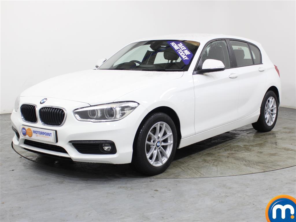 BMW 1 Series SE Business - Stock Number (1024634) - Passenger side front corner