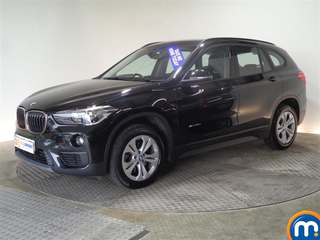 BMW X1 SE - Stock Number (1028613) - Passenger side front corner