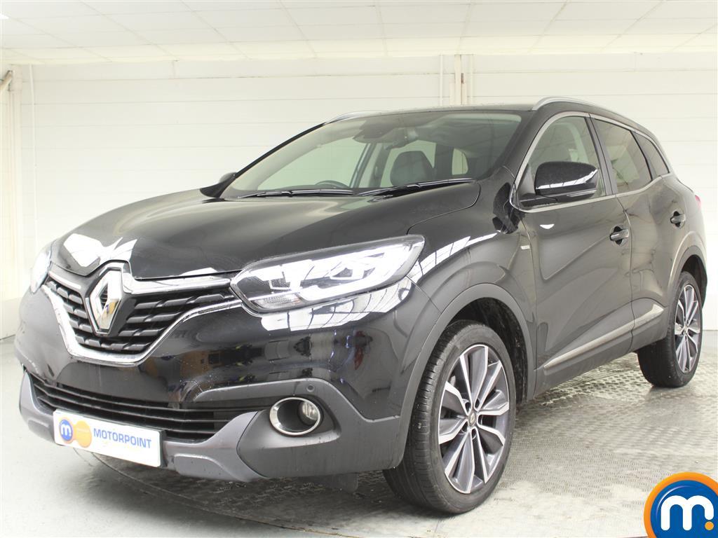 Renault Kadjar Signature Nav - Stock Number (1020654) - Passenger side front corner