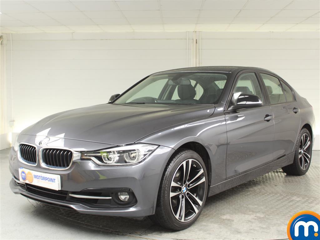 BMW 3 Series Sport - Stock Number (1025045) - Passenger side front corner