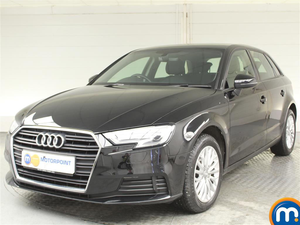 Audi A3 SE Technik - Stock Number (1024667) - Passenger side front corner