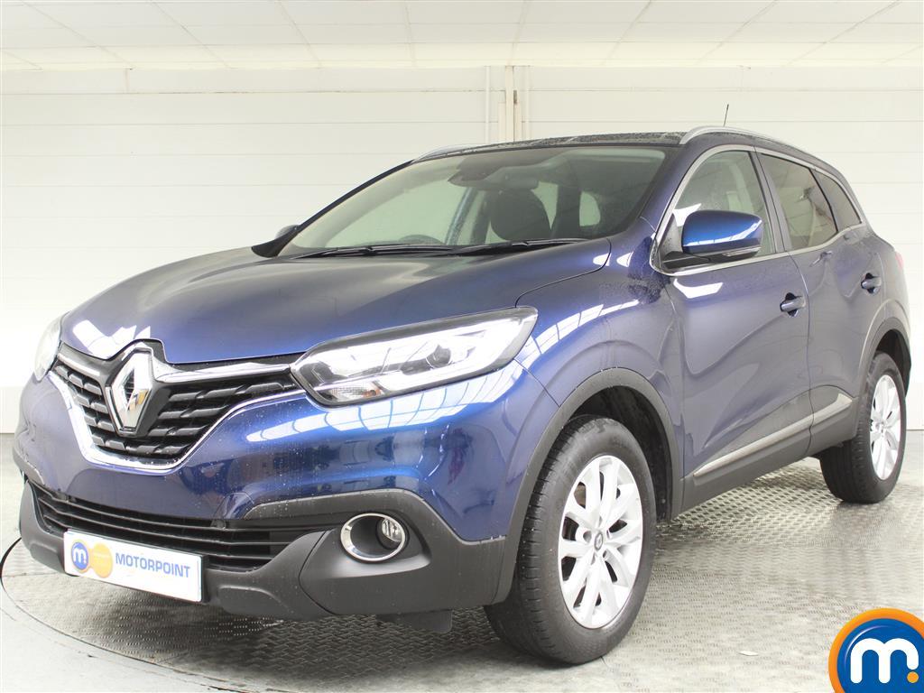 Renault Kadjar Dynamique Nav - Stock Number (1022676) - Passenger side front corner