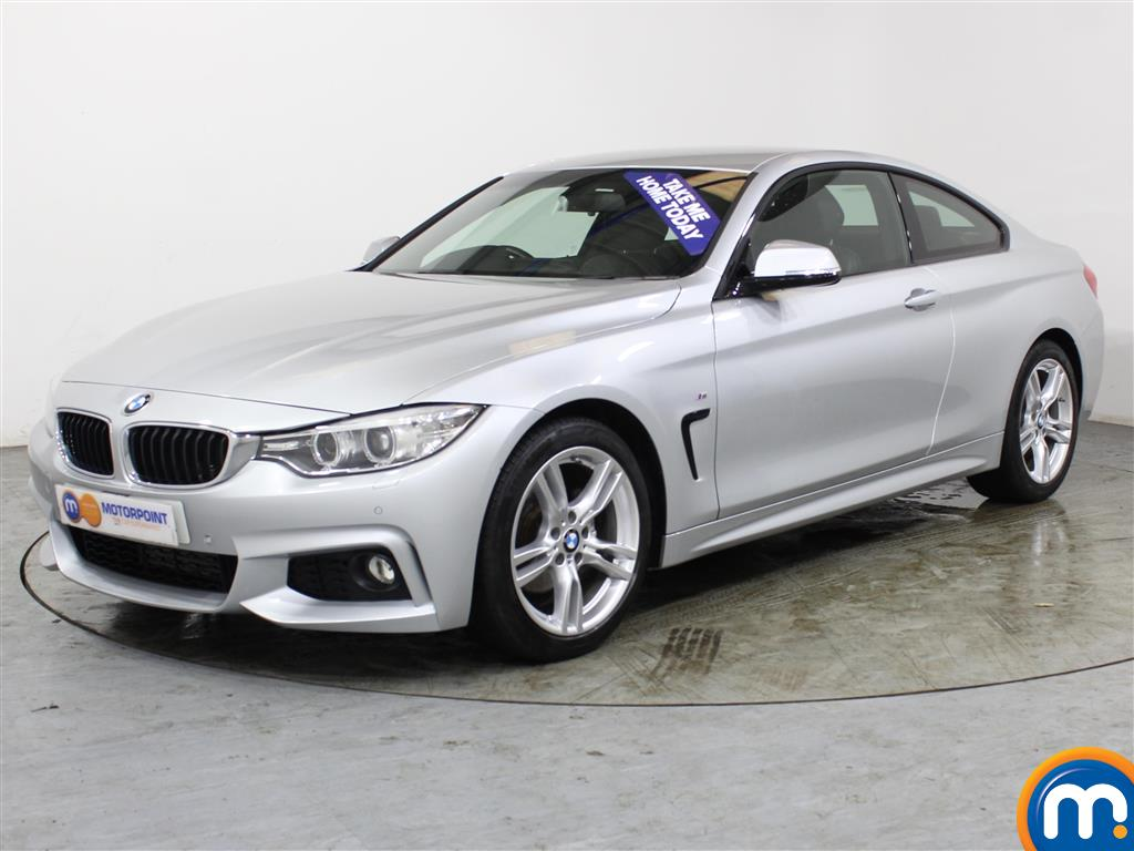 BMW 4 Series M Sport - Stock Number (1019644) - Passenger side front corner