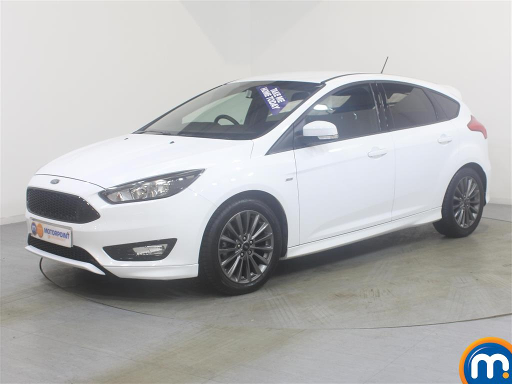 Ford Focus ST-Line - Stock Number (1022751) - Passenger side front corner
