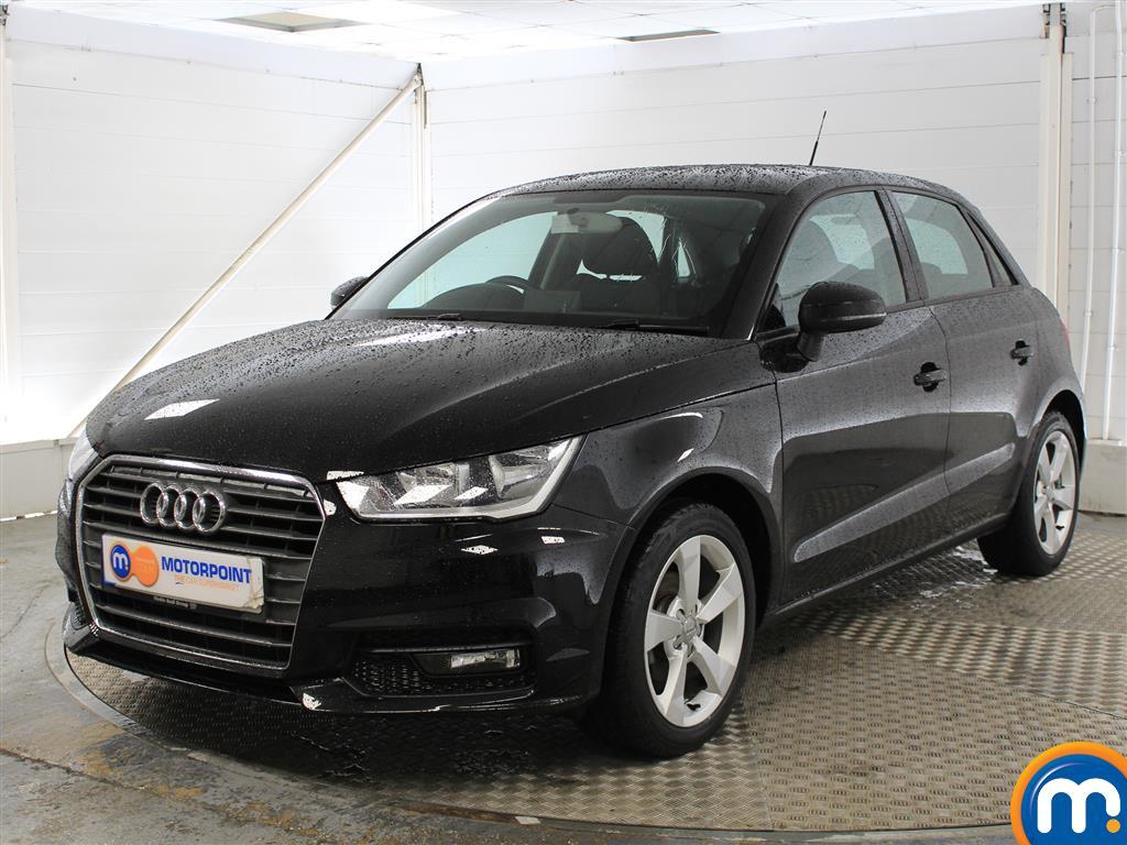 Audi A1 Sport Nav - Stock Number (1028809) - Passenger side front corner