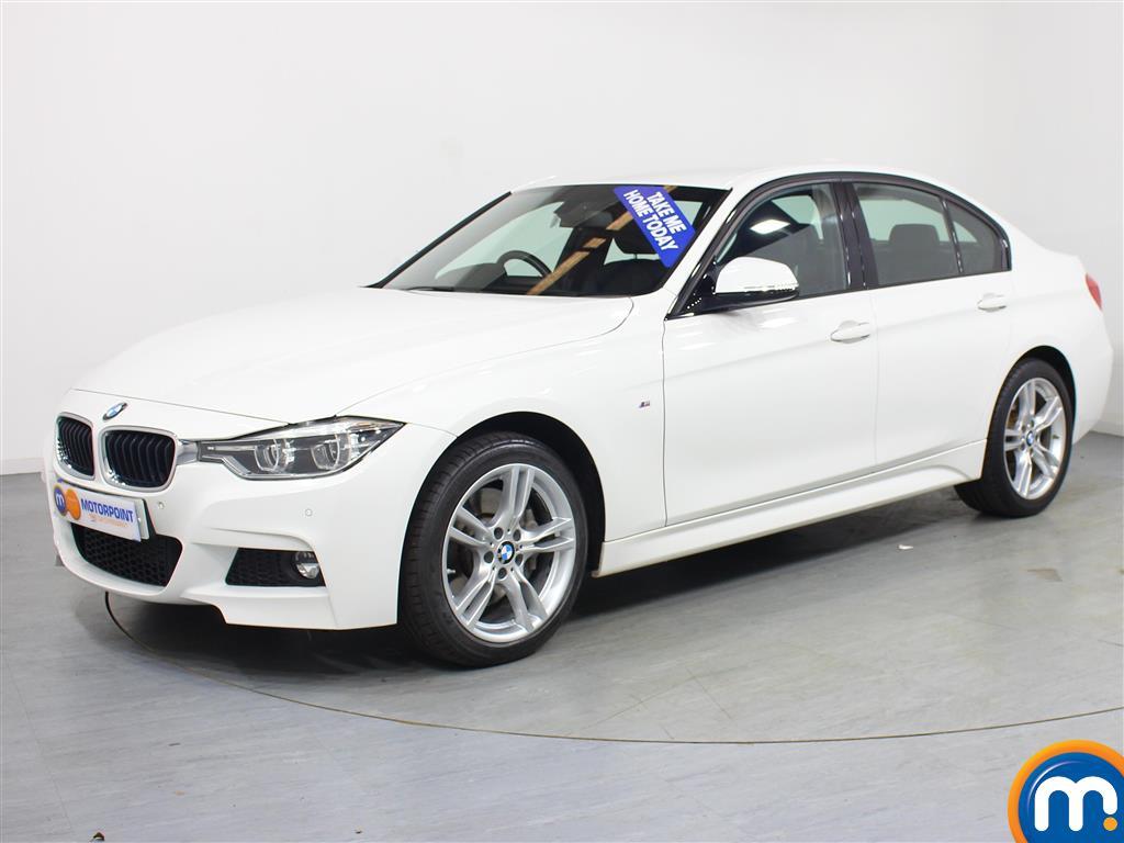BMW 3 Series M Sport - Stock Number (1026159) - Passenger side front corner