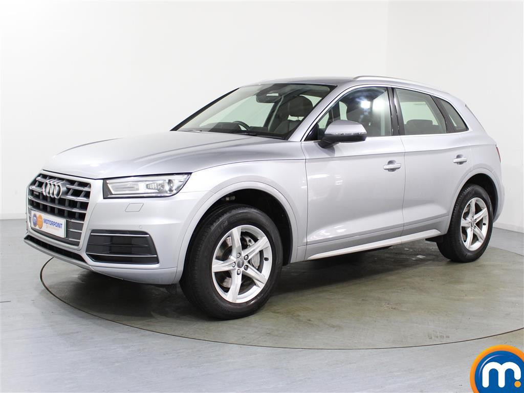 Audi Q5 Sport - Stock Number (1020882) - Passenger side front corner