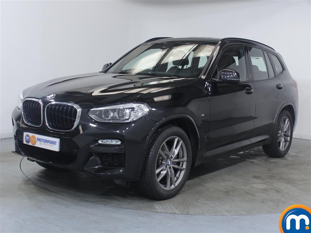 BMW X3 M Sport - Stock Number (1015359) - Passenger side front corner