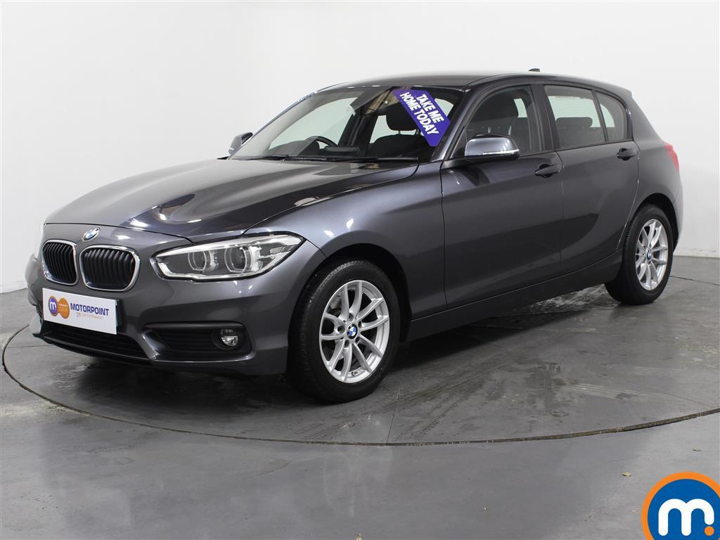 BMW 1 Series SE Business - Stock Number (1018847) - Passenger side front corner