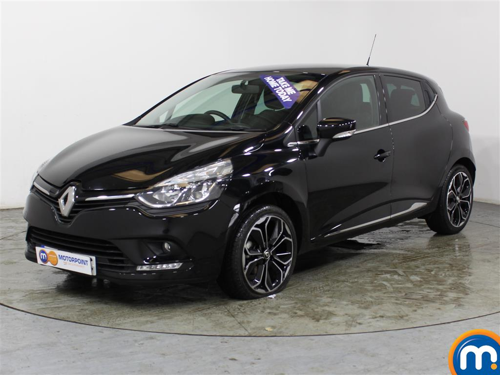 Renault Clio Iconic - Stock Number (1012193) - Passenger side front corner