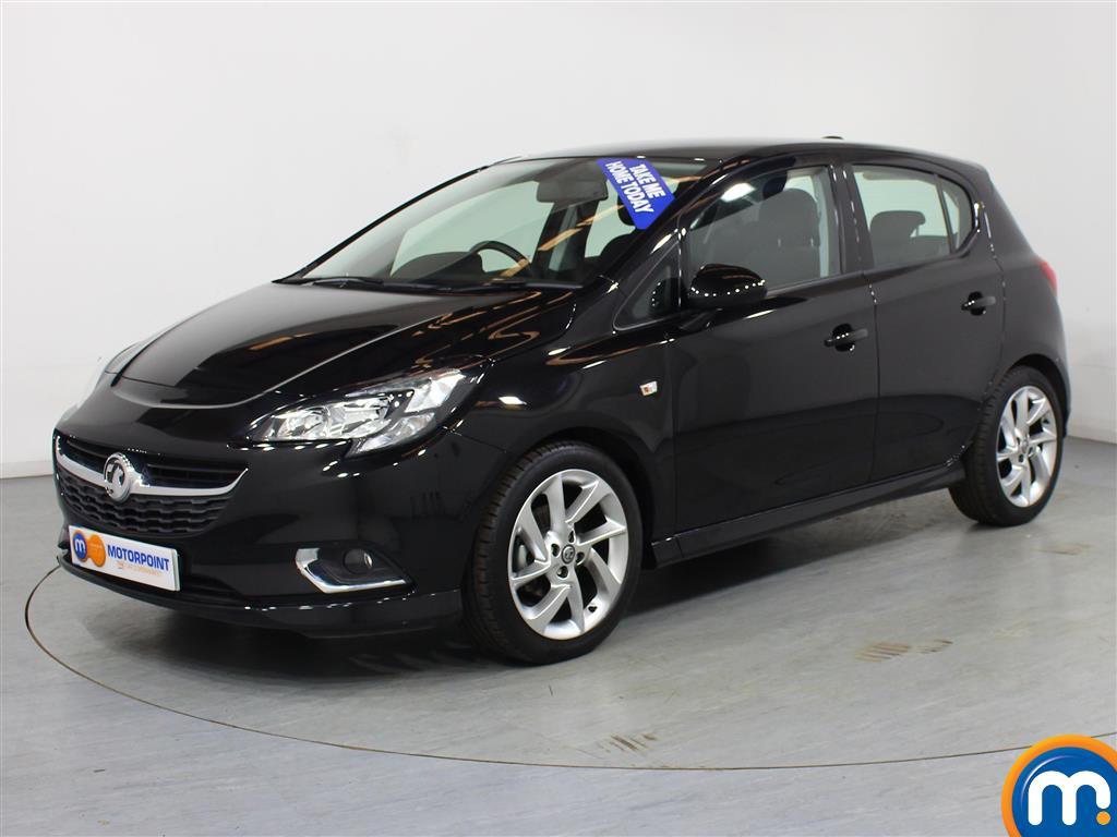 Vauxhall Corsa SRi Vx-line - Stock Number (1024490) - Passenger side front corner
