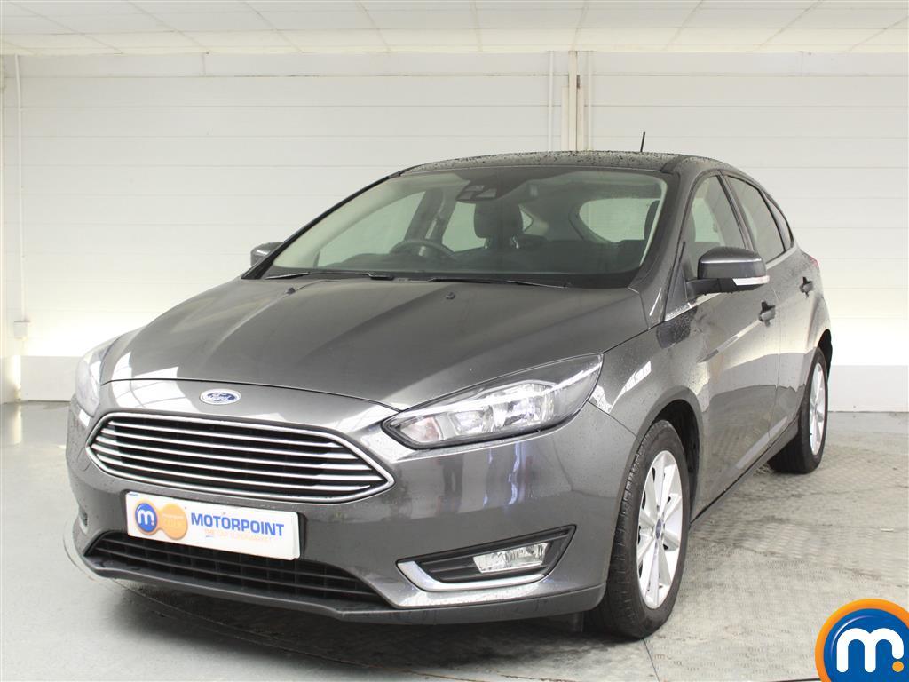 Ford Focus Titanium - Stock Number (1022353) - Passenger side front corner
