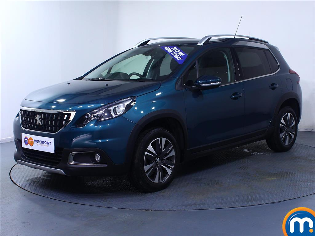 Peugeot 2008 Allure - Stock Number (1022707) - Passenger side front corner